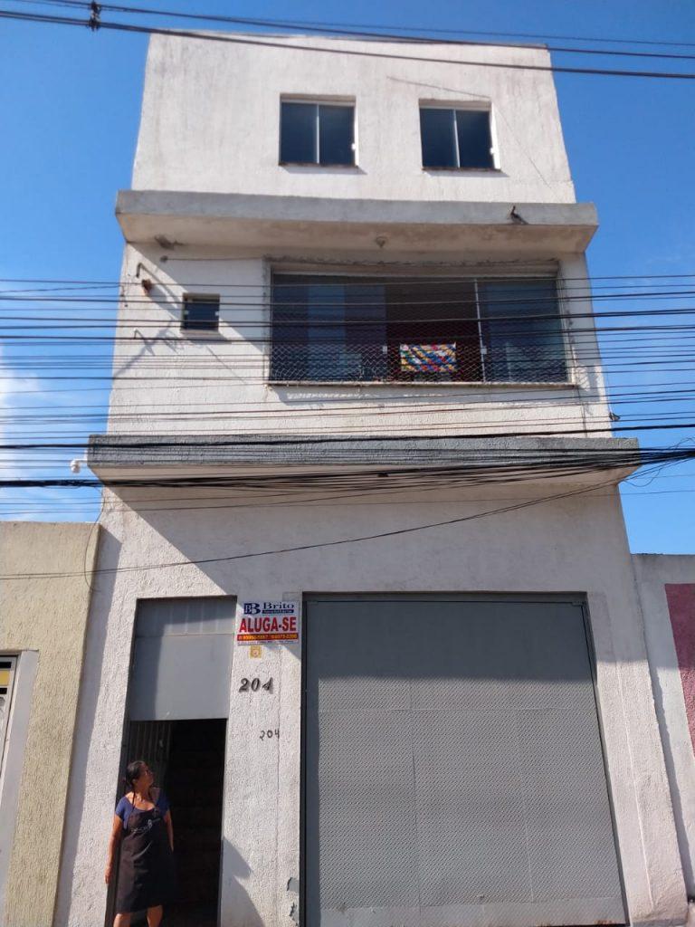 Rua Eudóxia Dagnésia, n° 204